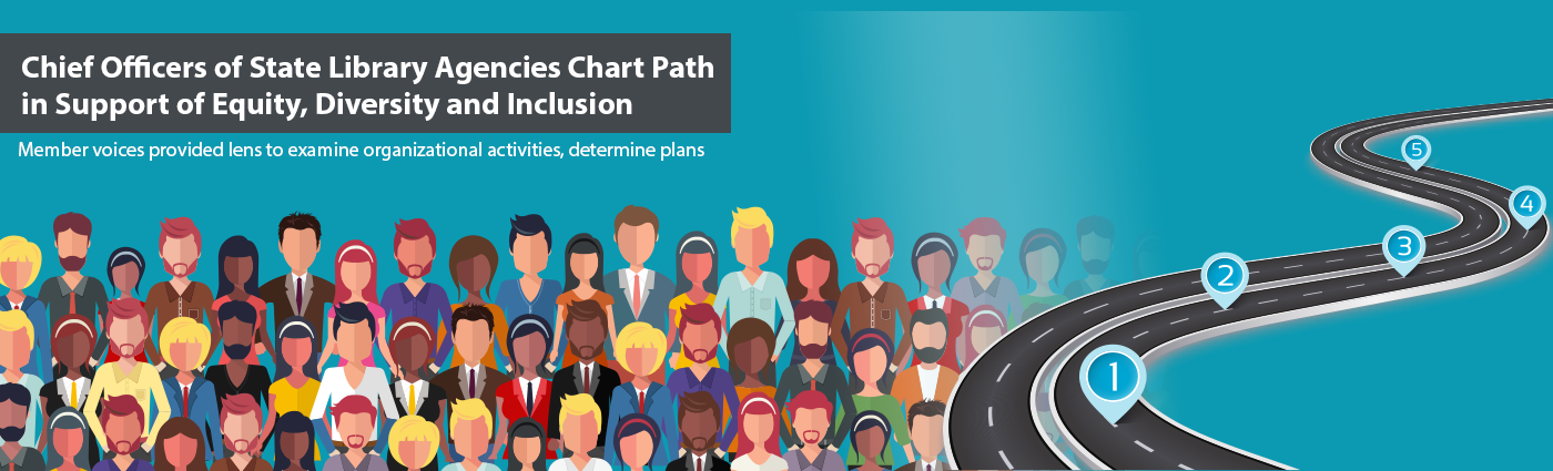 COSLAs Diversity Road Map Banner